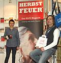 HERBSTFEUER auf der Leipziger Buchmesse 2012